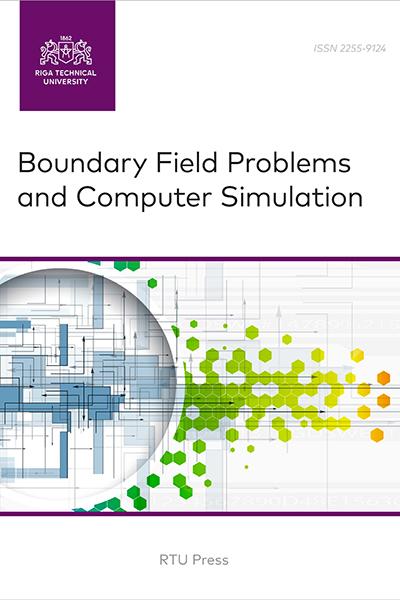 Boundary Field Problems and Computer Simulation / Datormodelēšana un robežproblēmas