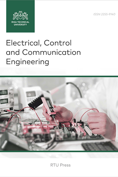 Electrical, Control and Communication Engineering