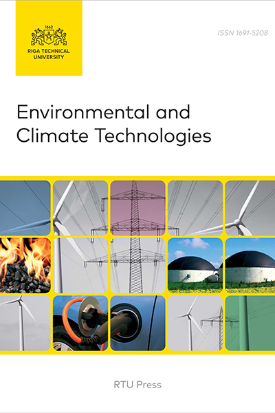 Environmental and Climate Technologies
