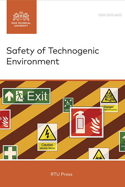 Safety of Technogenic Environment