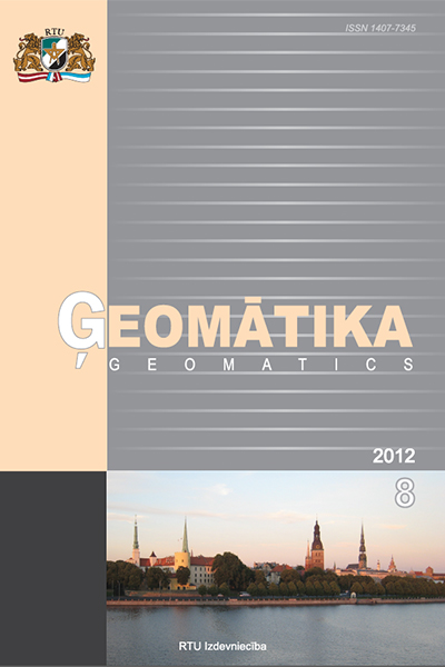 Geomatics / Ģeomātika